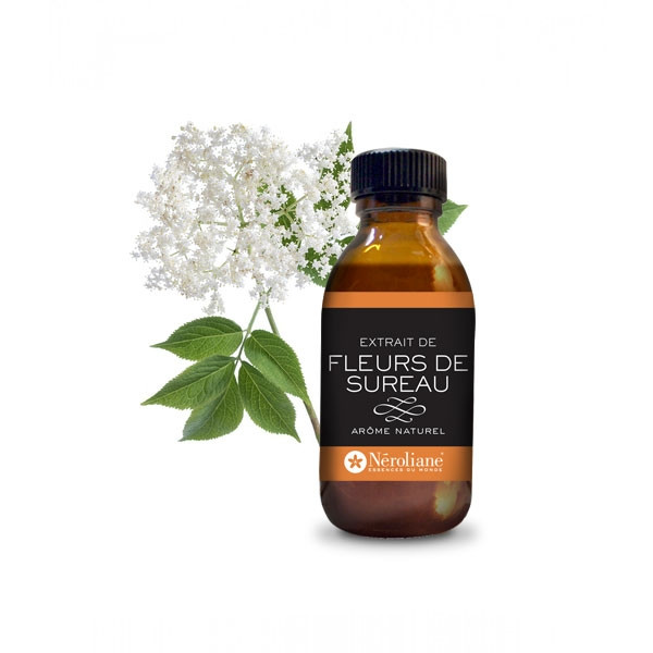 Elderflower Flavoring