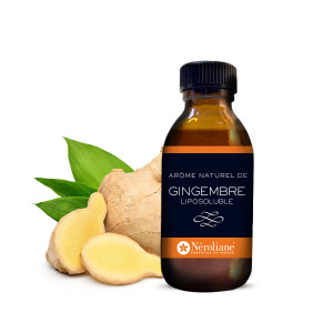 Ginger Flavoring (fat-soluble)