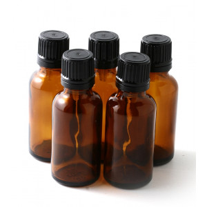 Group of 5 Flacons, 30 ml