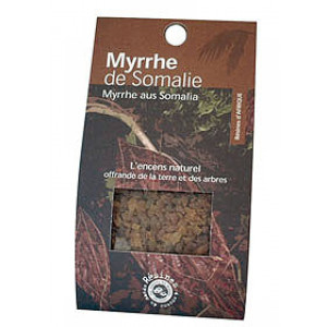 MYRRH FROM SOMALIA - SACHET OF 40G