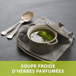 Neroliane Soupe d'herbes arôme bergamotte