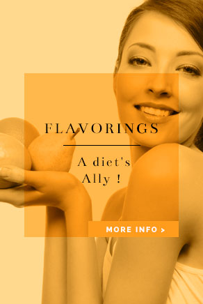 Flavoring - A diet's ally !