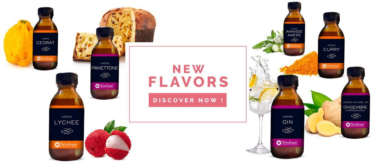 New Flavor - Néroliane