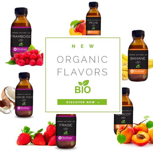 Organic Flavor - Néroliane